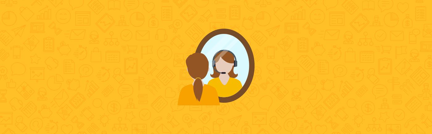 Seus clientes são o espelho da sua equipe de atendimento