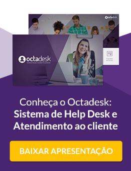 Apresentação Sistema de chamados Octadesk