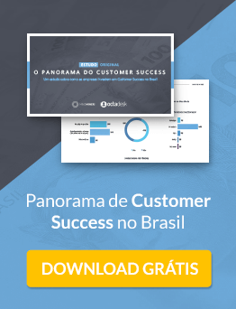 Estudo sobre Customer Success - Customer Success no Brasil