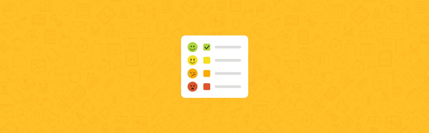 Pesquisa de satisfação do cliente