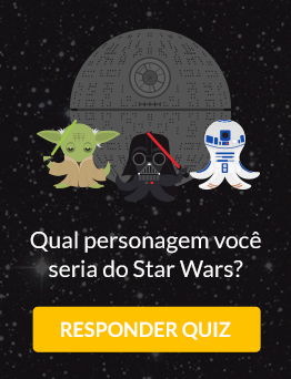 Quiz do Star Wars - Quiz de atendimento ao cliente