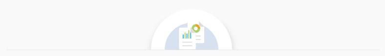 Como os relatórios personalizados podem ser usados para criar o roadmap