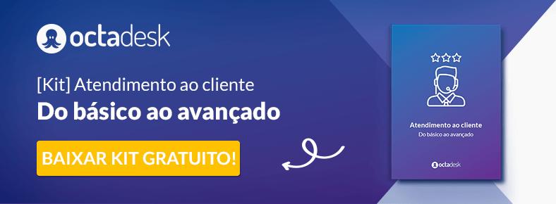 Kit de atendimento ao cliente - kit básico de atendimento ao cliente