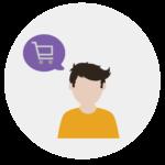 o atendimento tem potencial para ser um canal de vendas