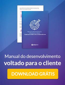 Manual do desenvolvimento voltado para o cliente - customer centric